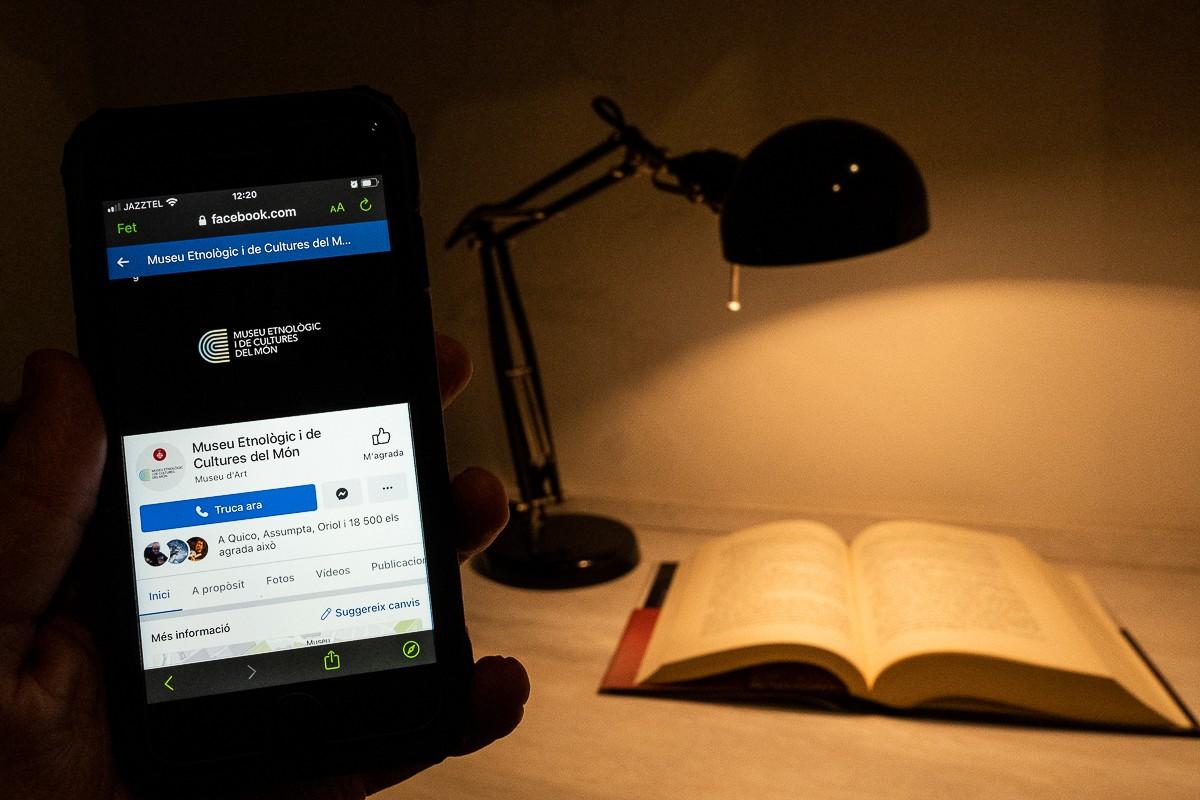 El «Trencadís Literari, enguany per Facebook Live