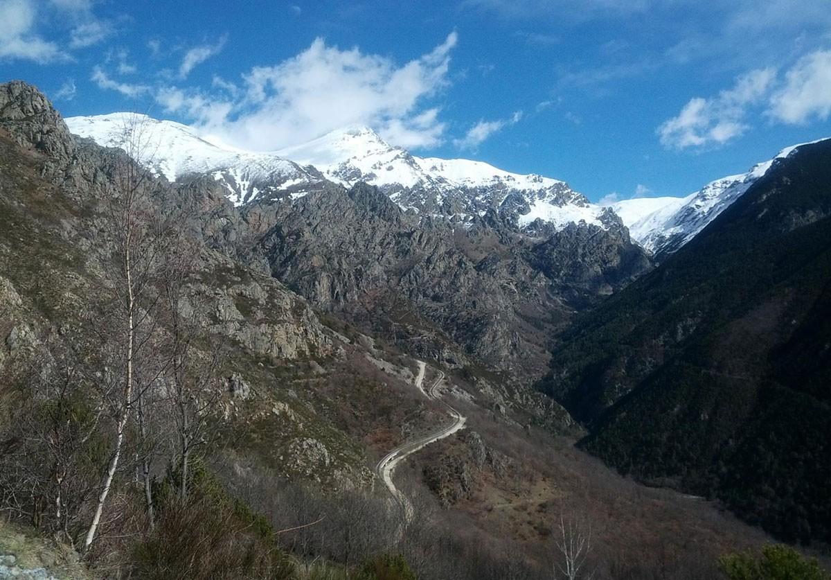 La carretera de Fontalba