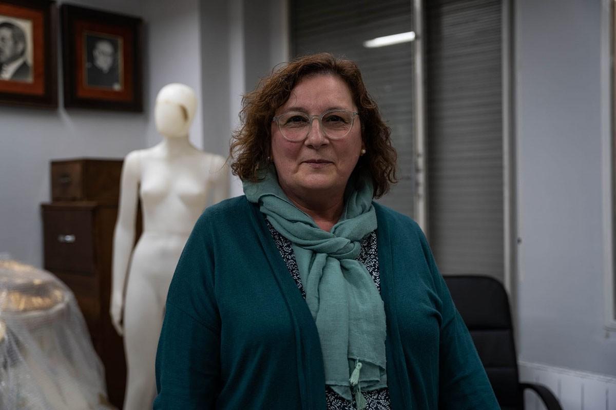 La nova presidente de l'entitat cultural