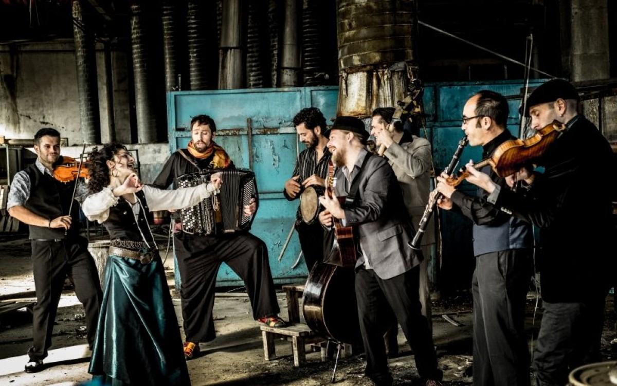 Barcelona Balkan Gipsy Orchestra