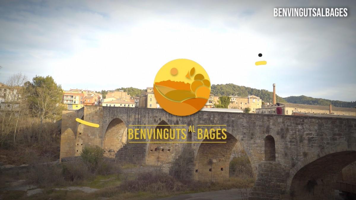 «Benvinguts al Bages» entra al Pont de Vilomara i Rocafort