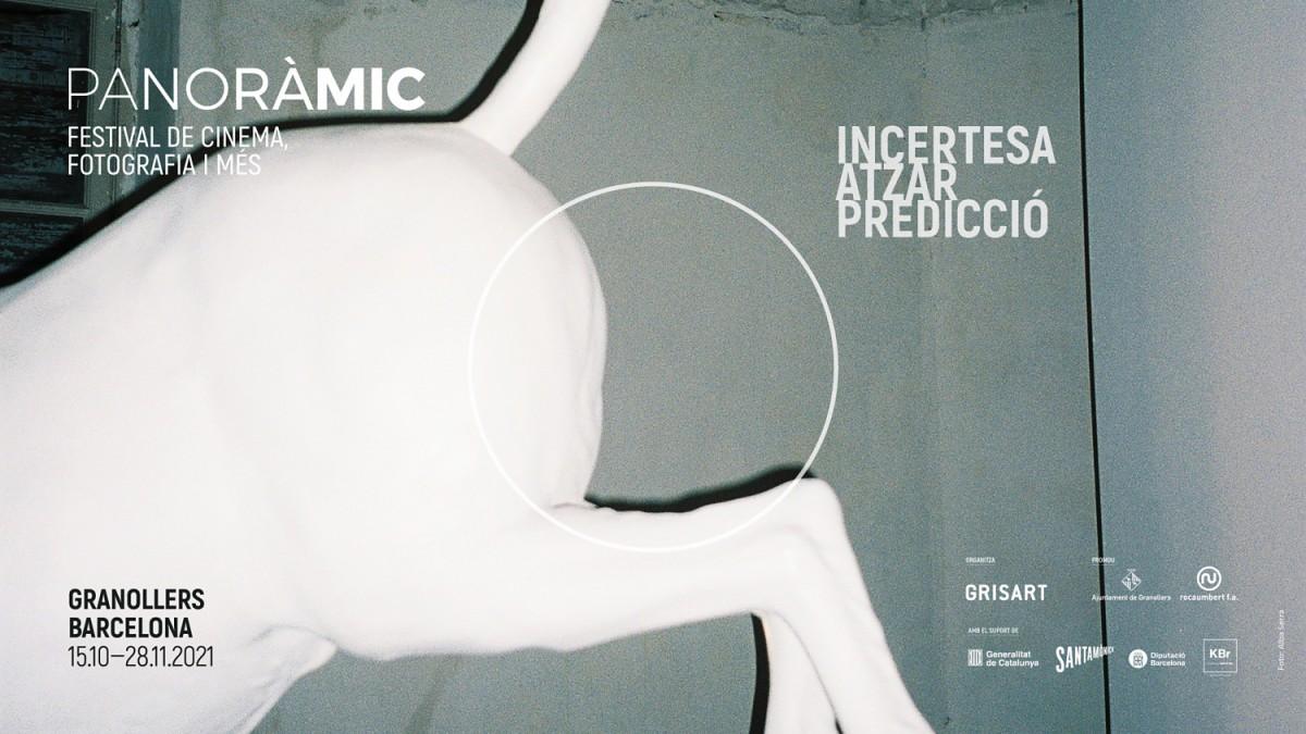 La imatge gràfica del Panoràmic, amb imatge d'Alba Serra