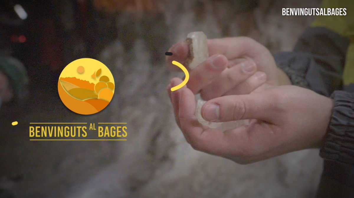 Benvinguts al Bages entra a la mina de Súria