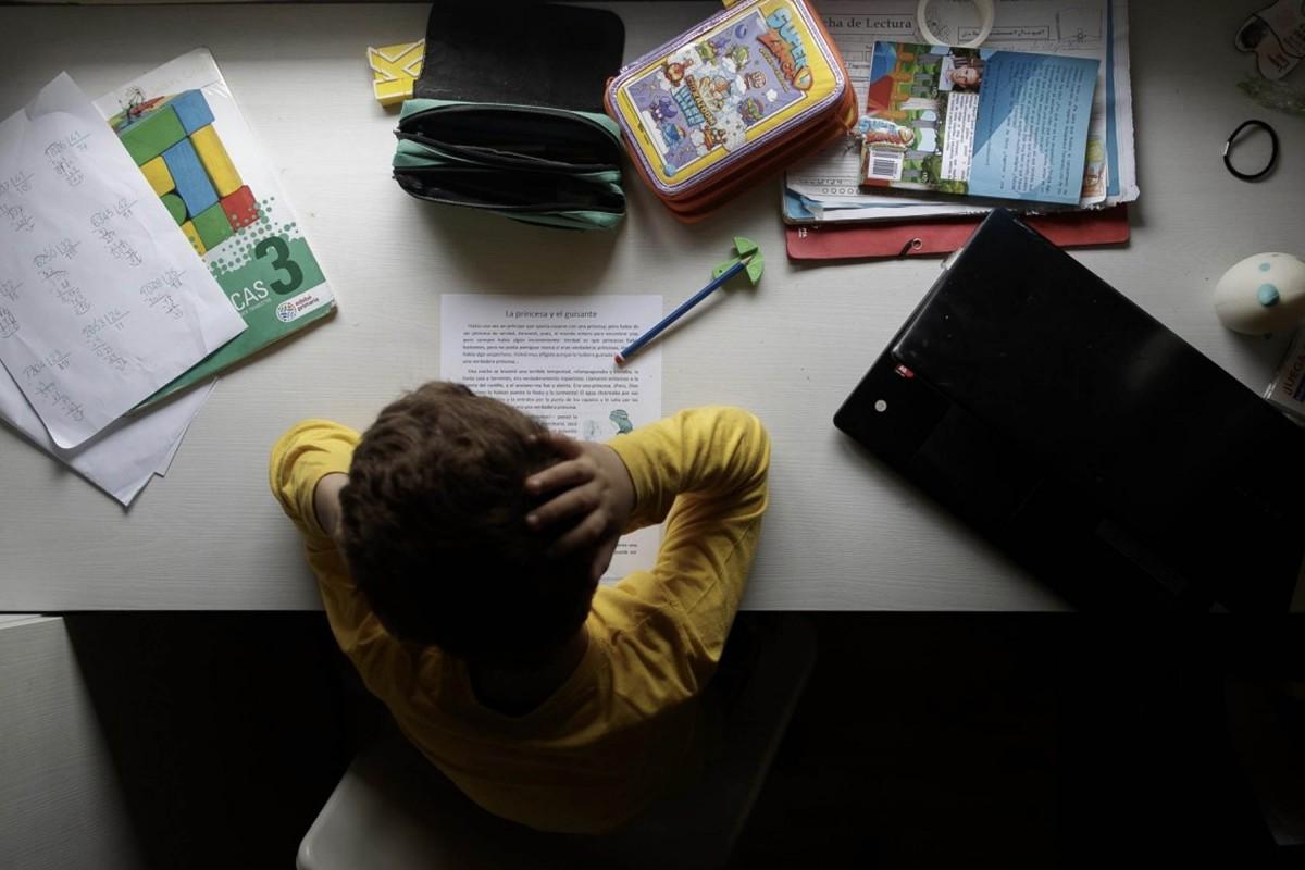 Els TDAH no poden activar l'atenció sobre temes que no els motiven
