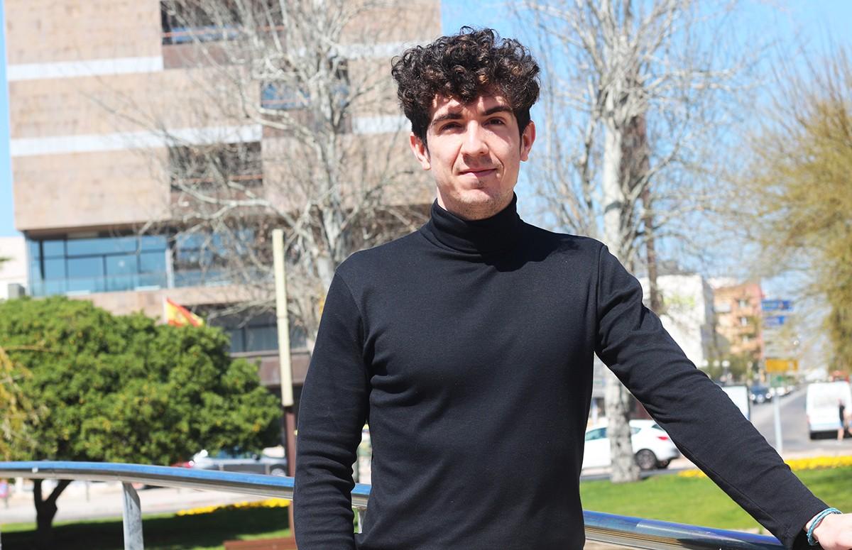 Adrià Guxens, director de cinema nascut a Tarragona.