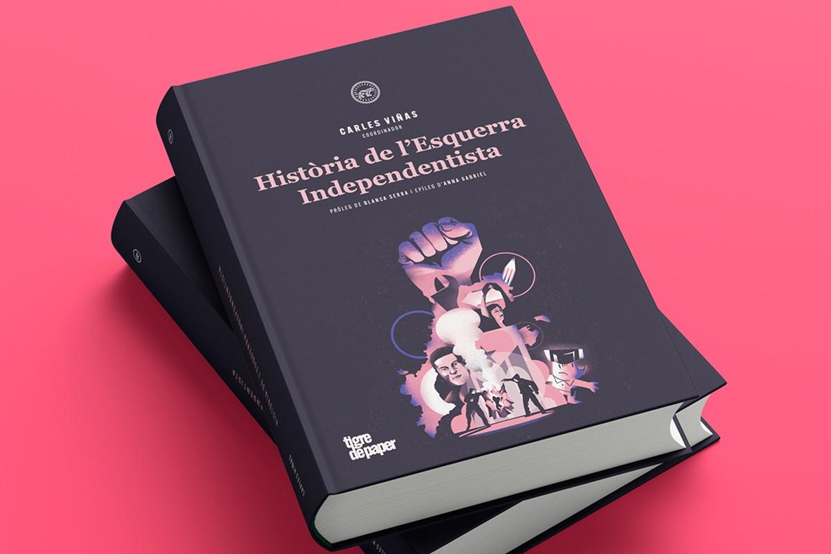 Exemplars d'«Història de l'Esquerra Independentista»