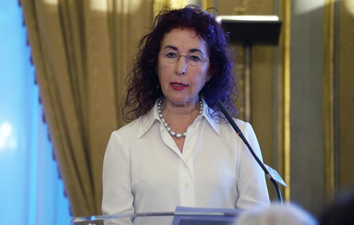 La catedràtica emèrita d'Història María-Milagros Rivera Garretas.
