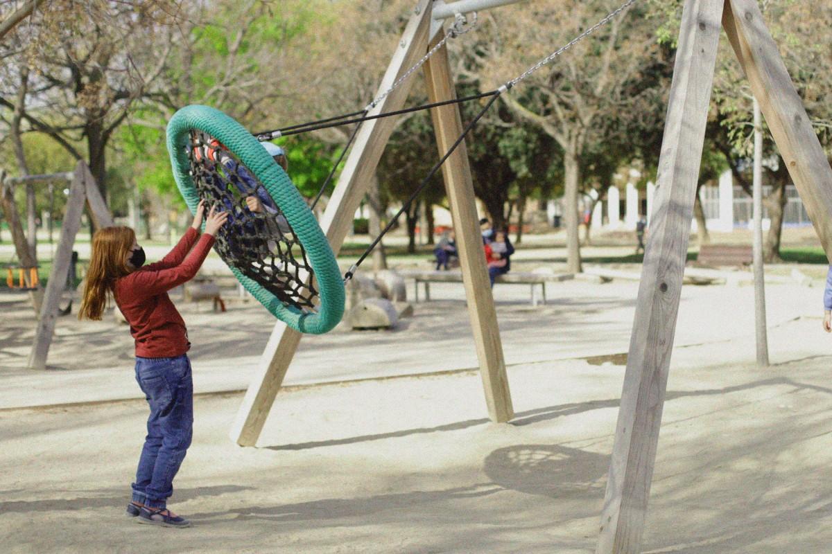 Parc de Can Mercader de Cornellà de Llobregat