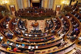 El Congrés tomba la reforma del CGPJ que proposava el PP