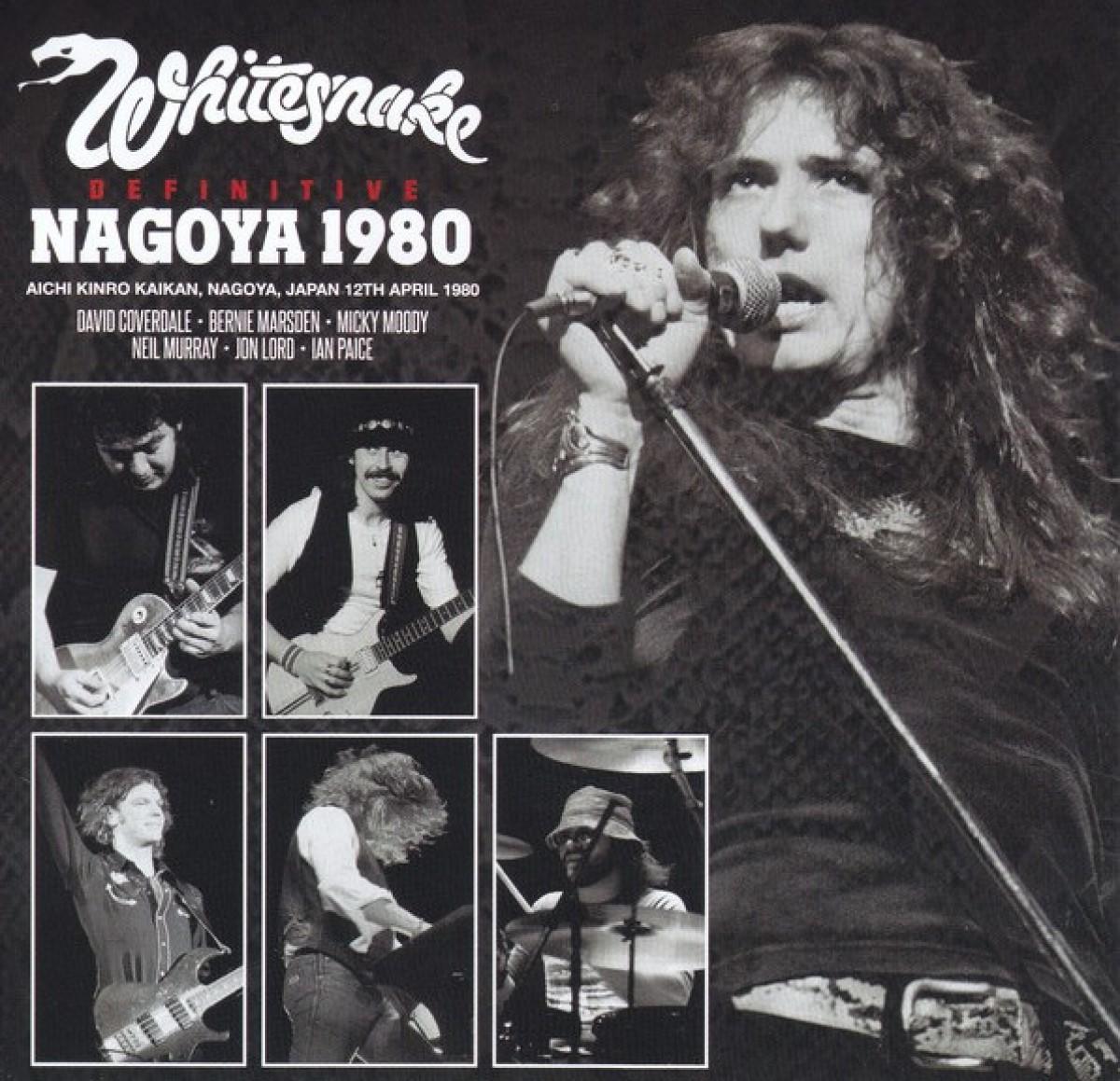 Whitesnake: Primera Part. L'etapa Clàssica