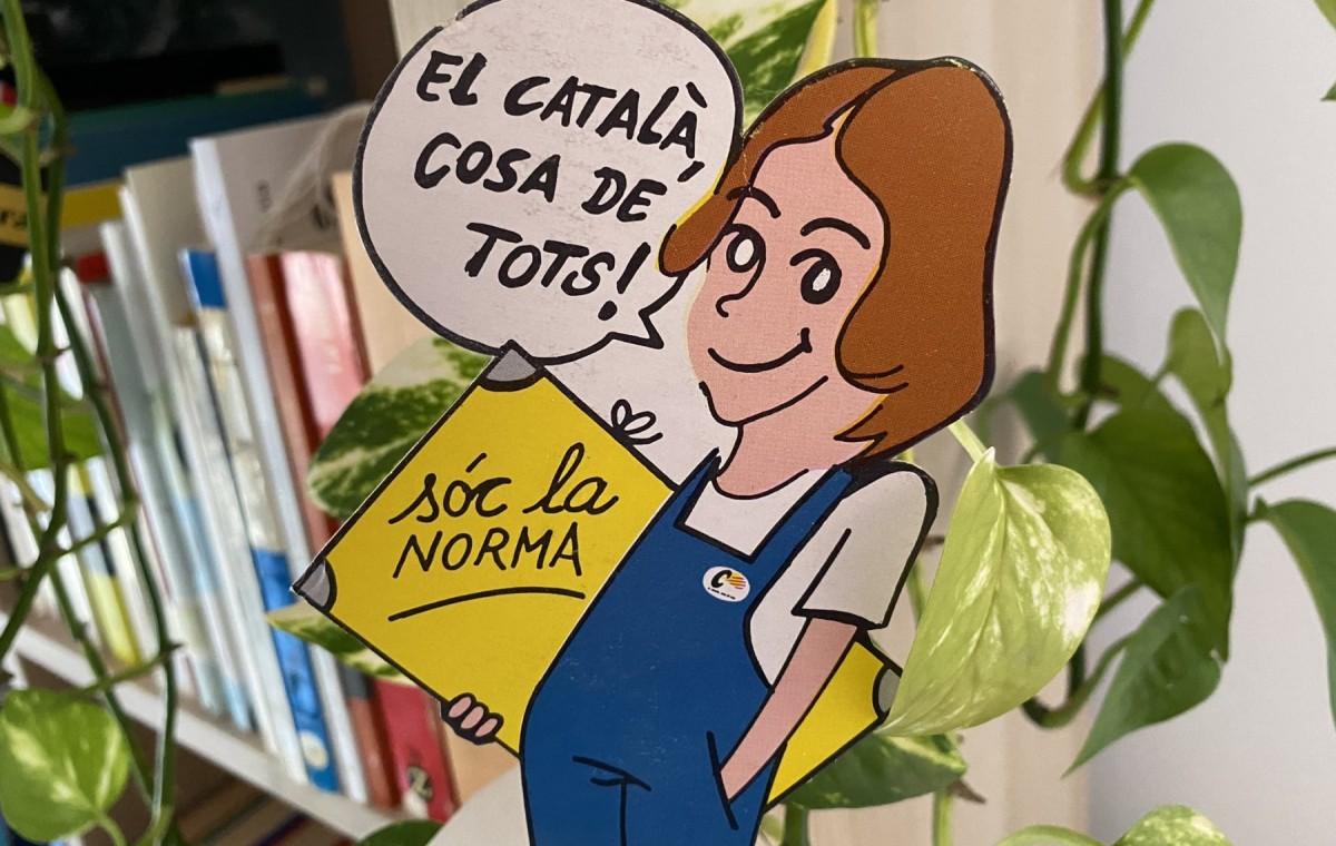 La primera Llei de Normalització Lingüística a Catalunya es va aprovar el 6 d'abril de 1983.