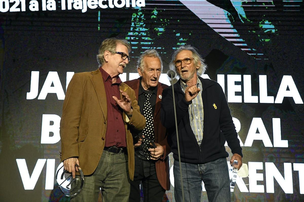 Vicent Torrent, Jaume Arnella i Biel Majoral