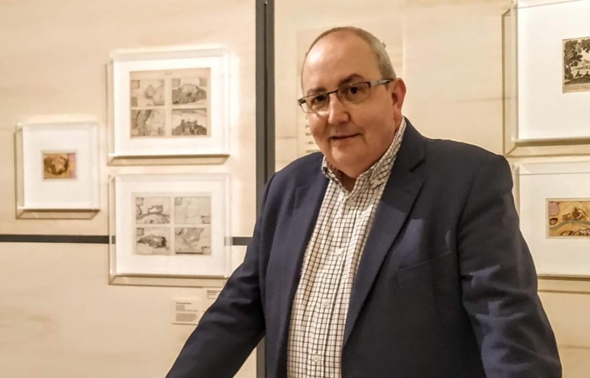 Antoni Gelonch, al Museu de Lleida
