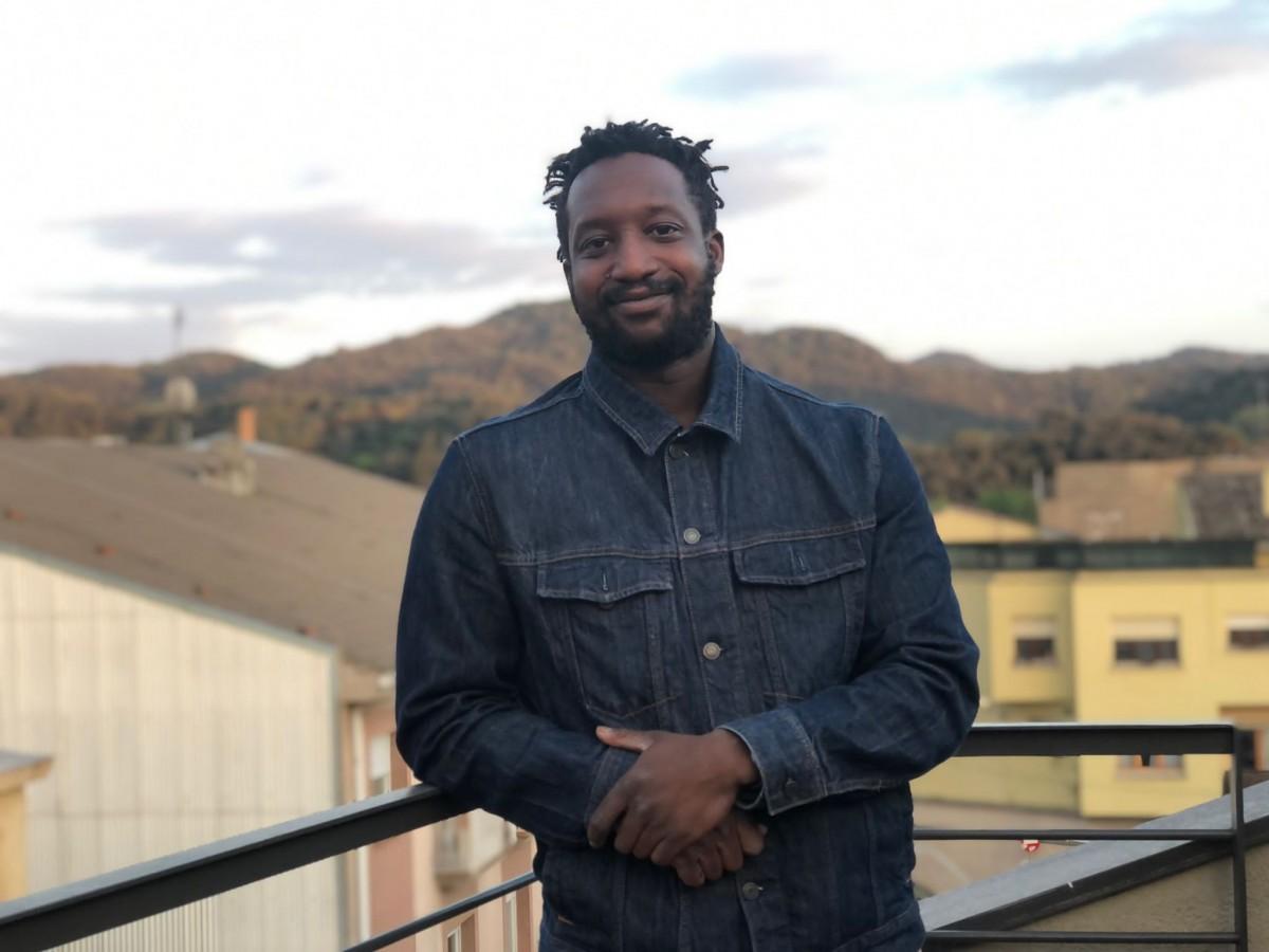 Mohamed Lamin Jammeh preparat per ser nou regidor del PSC de l'Ajuntament de Sant Celoni
