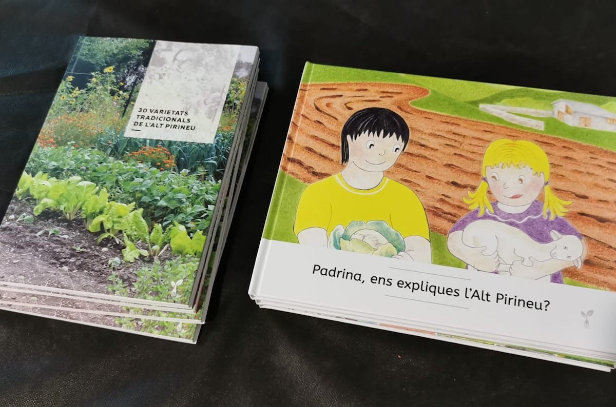 Imatge de les dos publicacions que s'han editat recentment