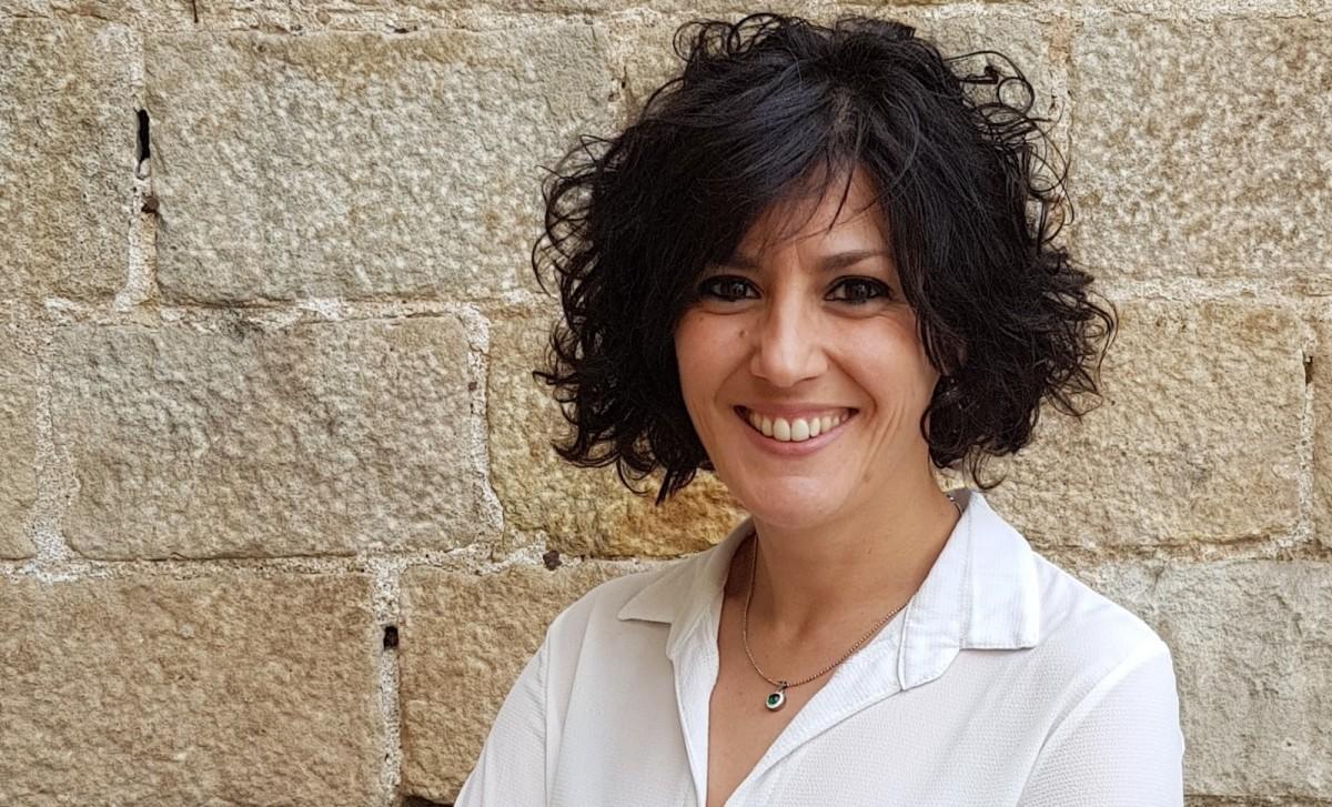 La doctora en Periodisme i Ciències de la Comunicació Cristina Perales-García.