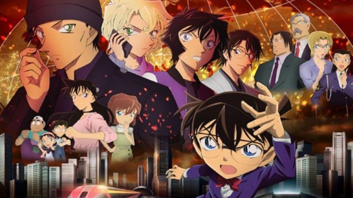 Els seguidors de la saga creada per Gosho Aoyama ja poden gaudir d'un nou anime.