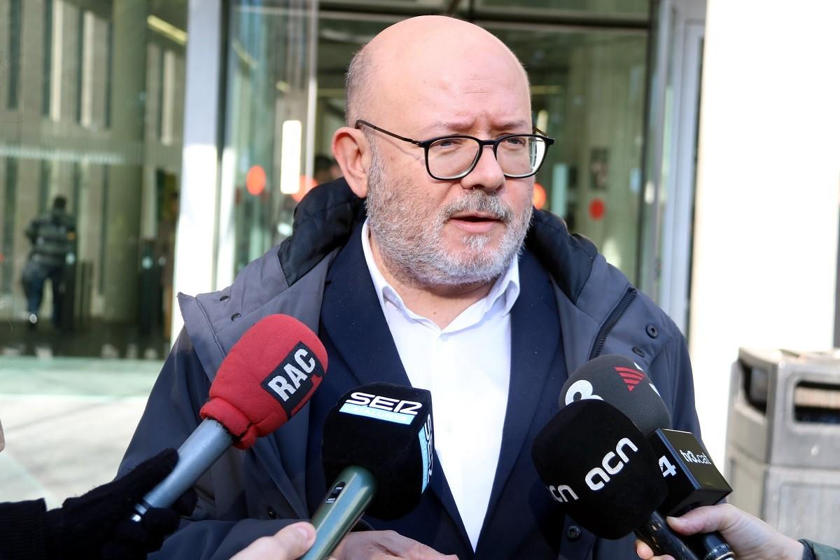 Ramon Setó, advocat de la sindicatura electoral de l'1-O