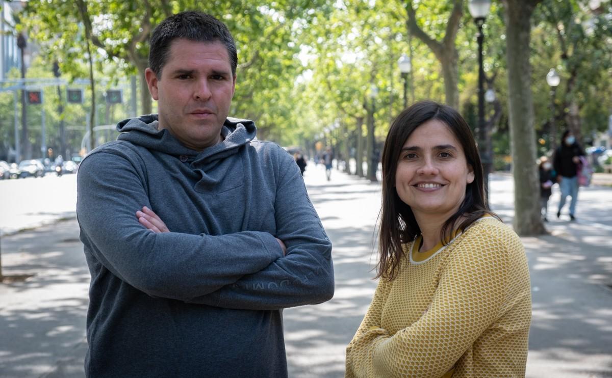 Jordi Costa i Sònia Gelmà