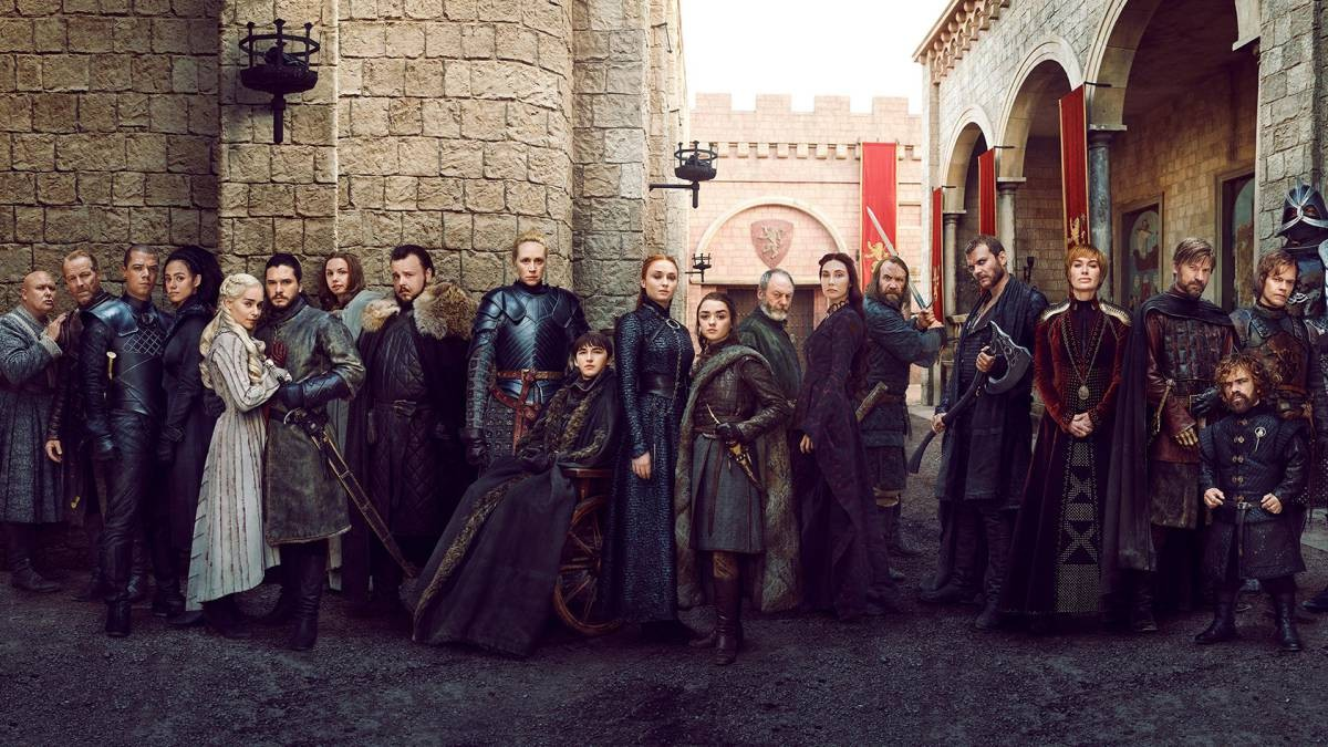 El repartiment de la temporada final de «GoT»