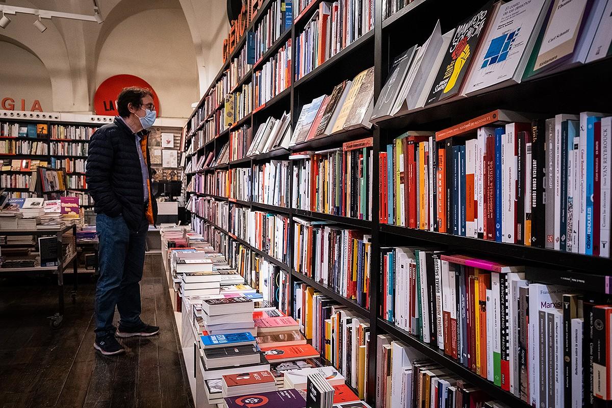 Els llibres tornaran al carrer.