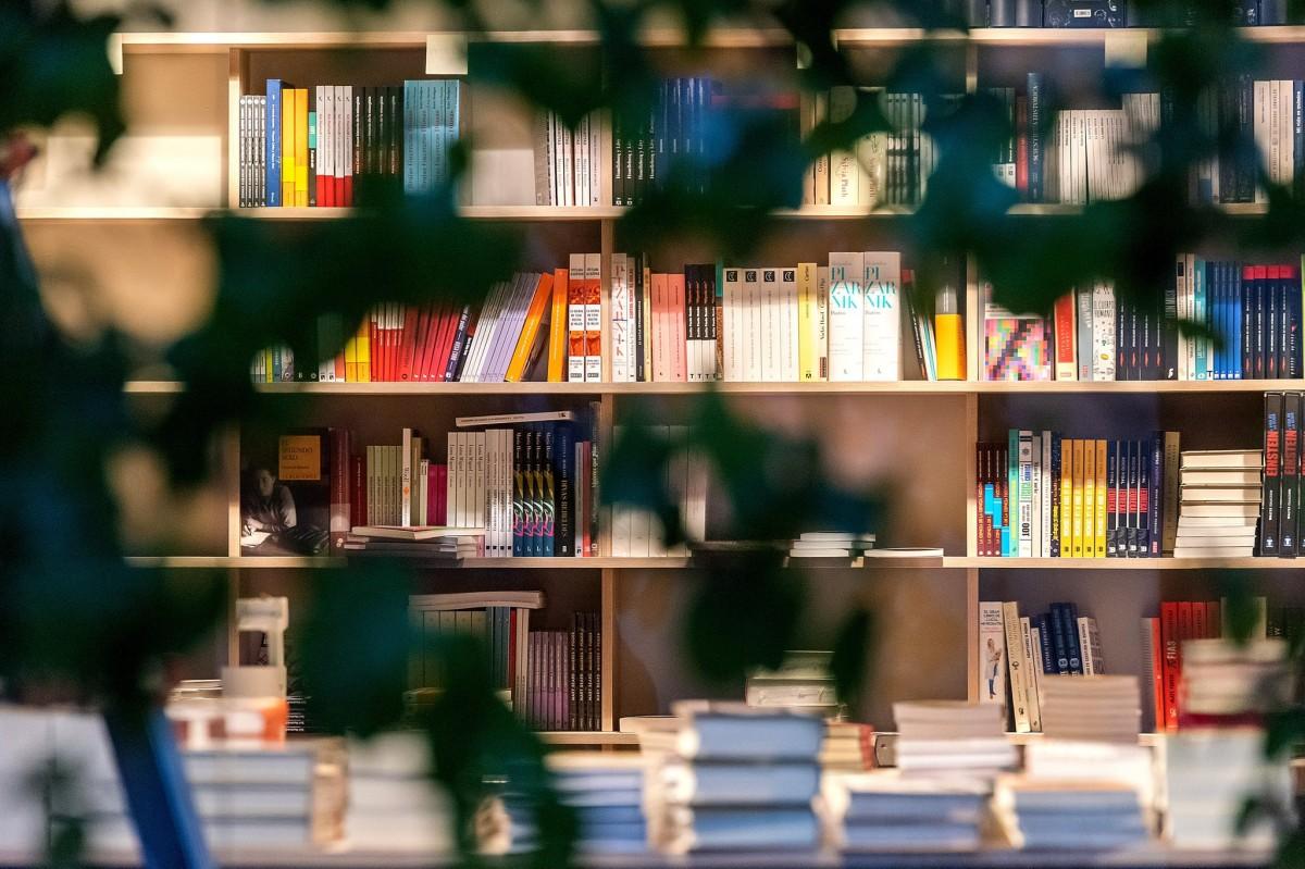 La llibreria La Fatal de Lleida.