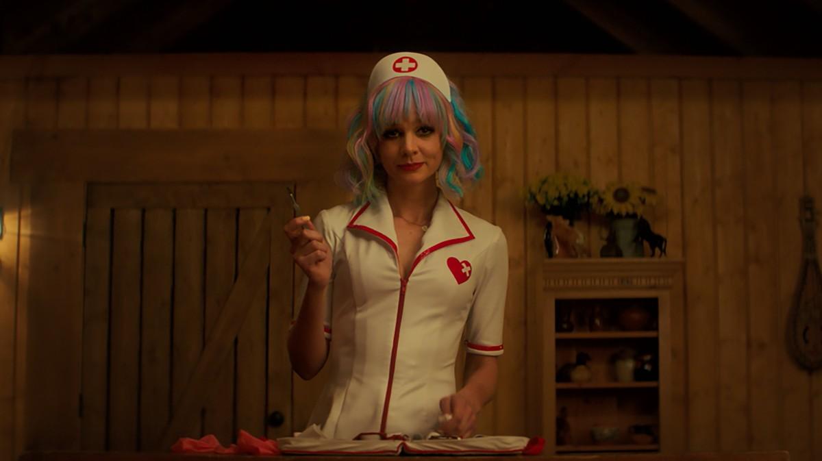 Carey Mulligan, en un moment de la pel·lícula