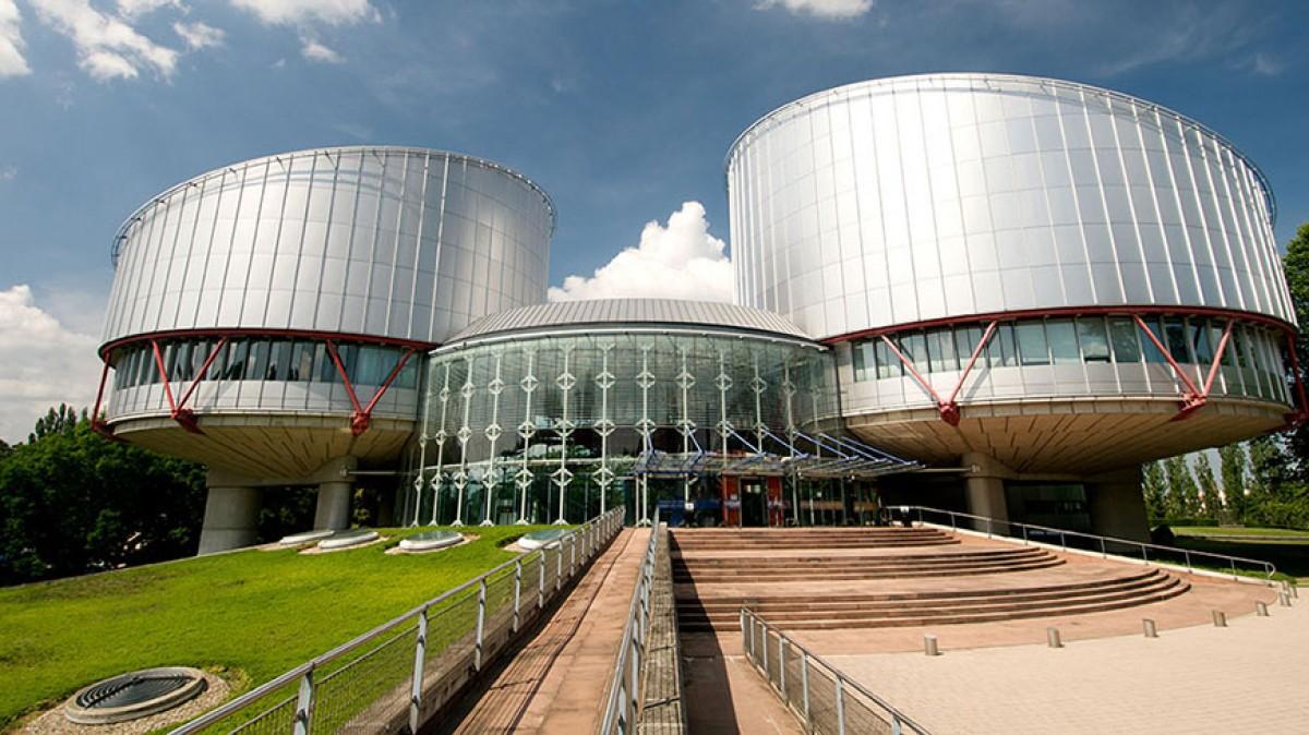 La seu del Tribunal Europeu dels Drets Humans d'Estrasburg