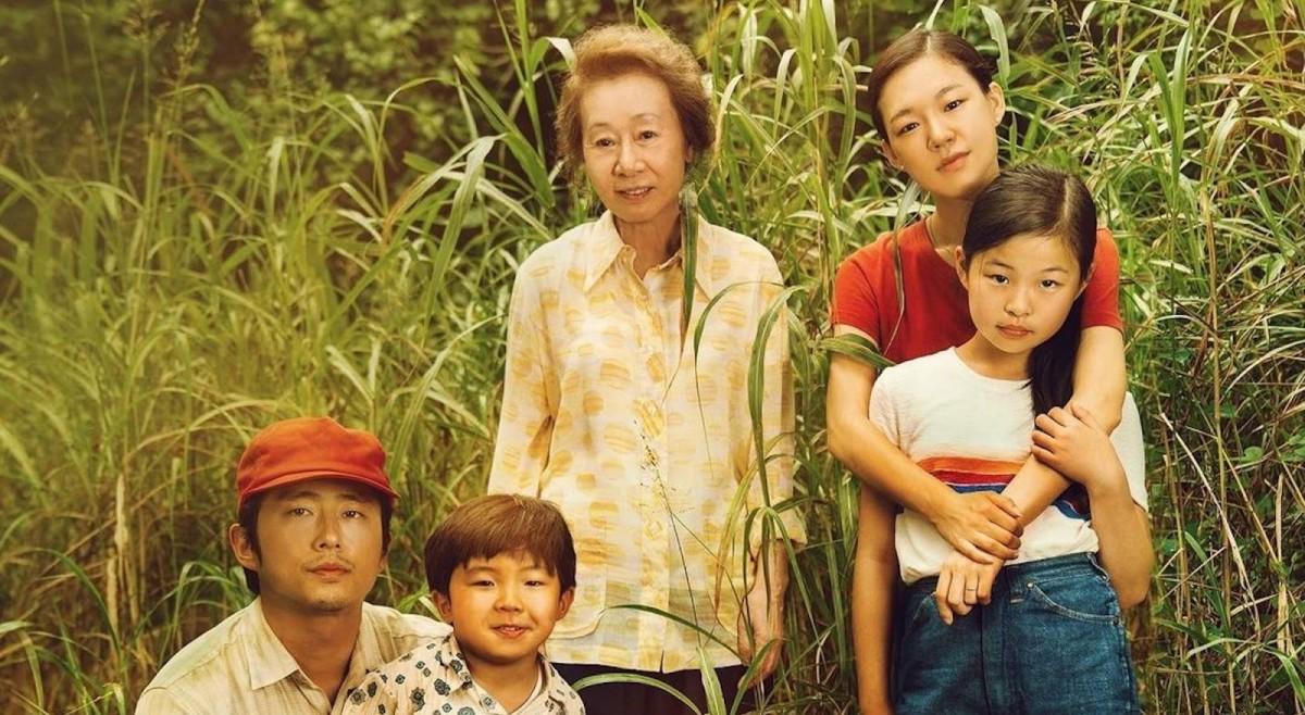 Els protagonistes de «Minari»
