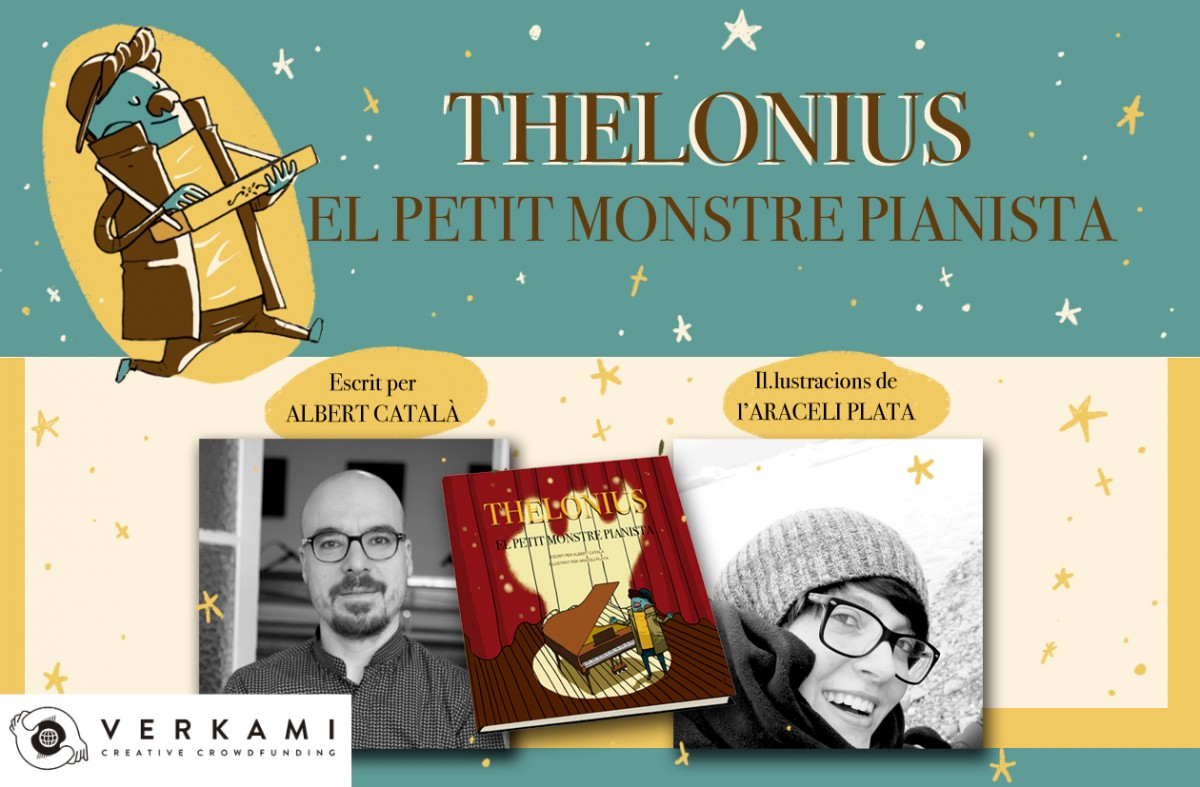 'Thelonius: el petit monstre pianista'