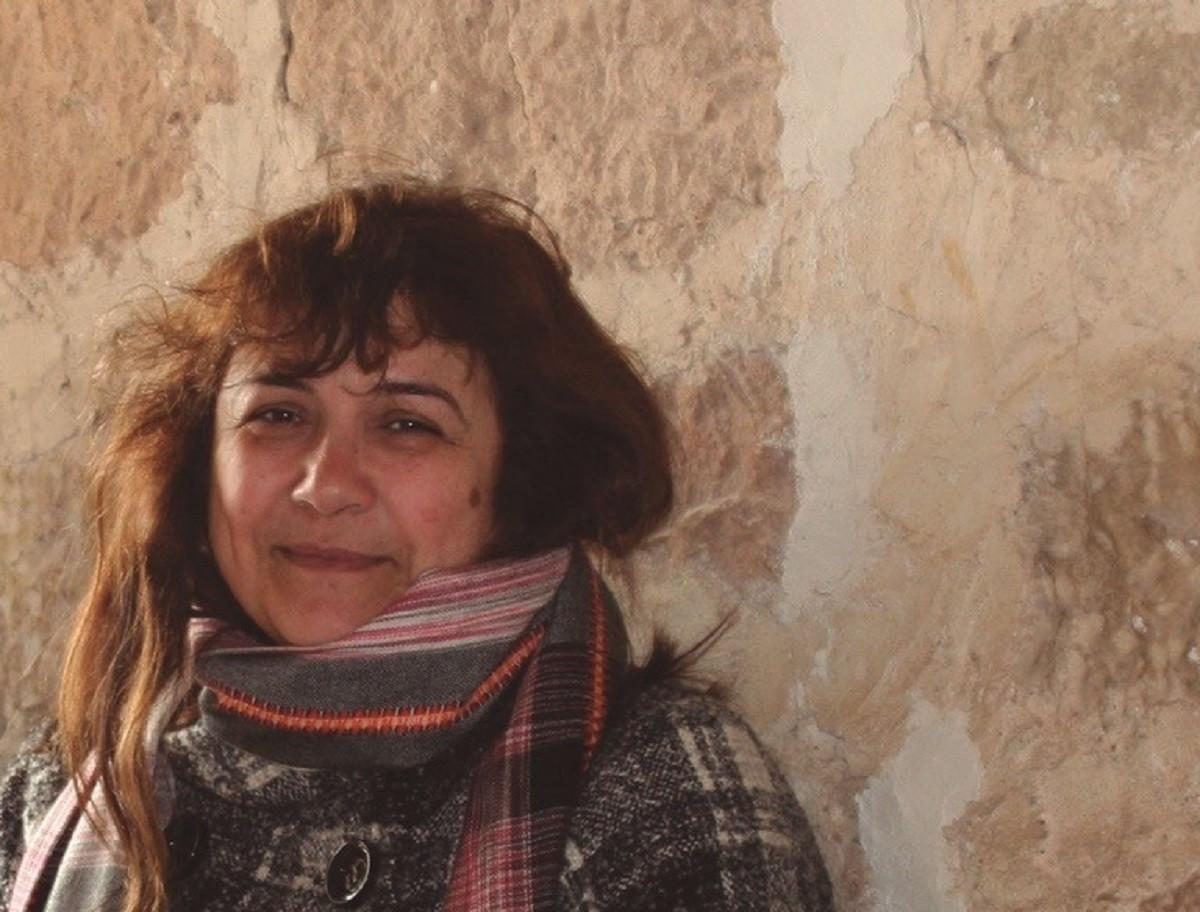 Juana Ruiz, en una imatge d'arxiu