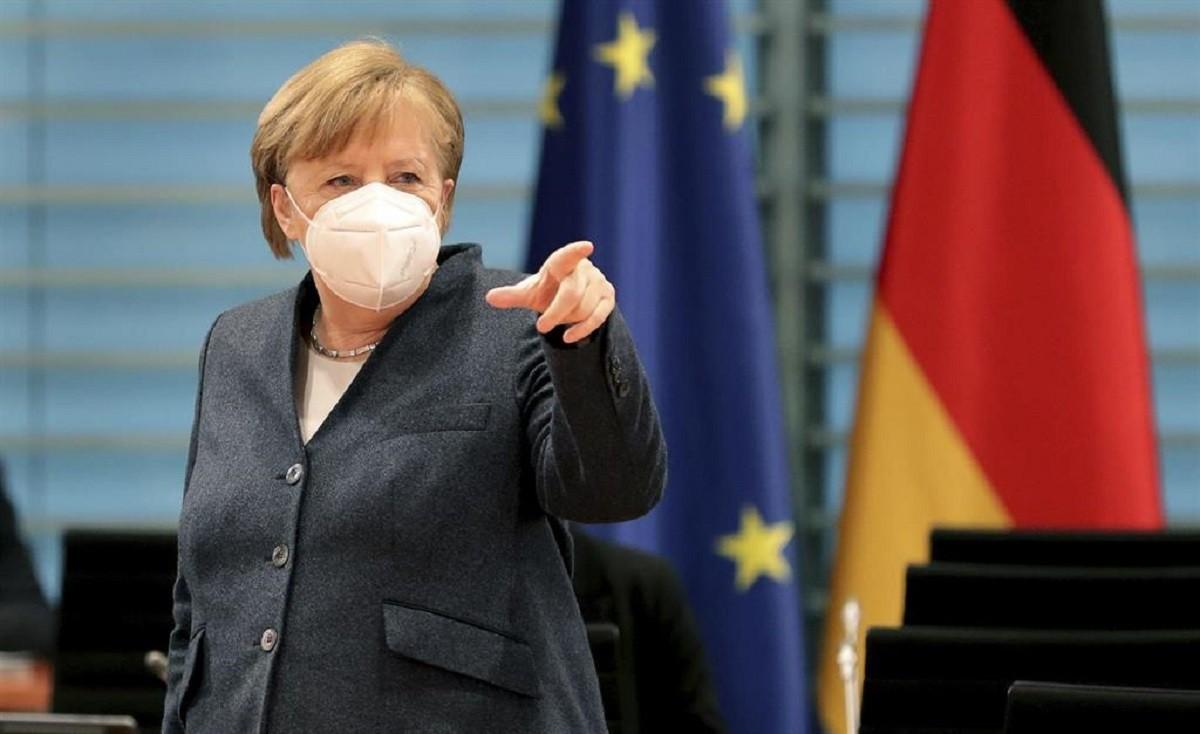 Angela Merkel, en una imatge d'arxiu