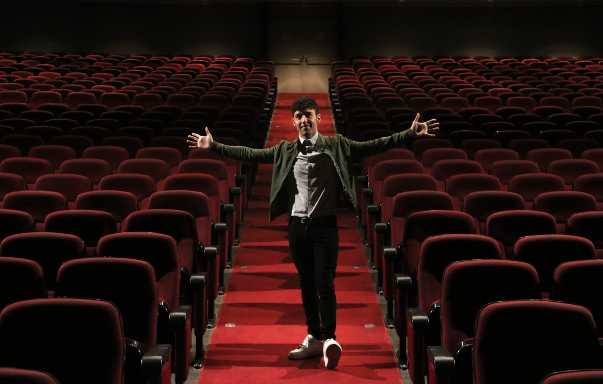 El Mago Pop, al teatre Victòria