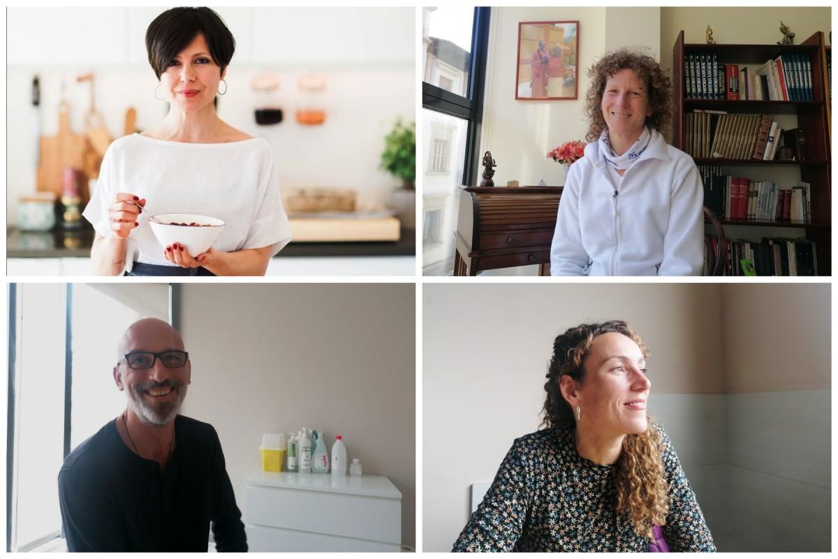 Fotos d'alguns dels protagonistes que formaran part de la nova secció