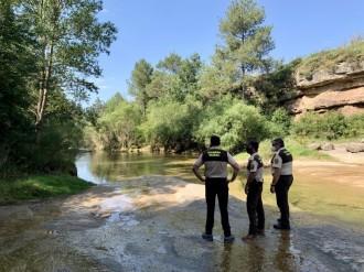 Ajuntaments i consells comarcals estudien crear un ens de gestió propi de la riera de Merlès