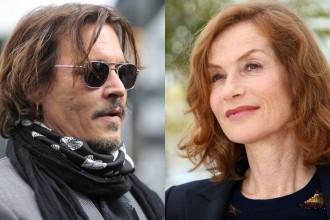 El BCN Film Fest arrenca amb la presència de Johnny Depp i Isabelle Huppert