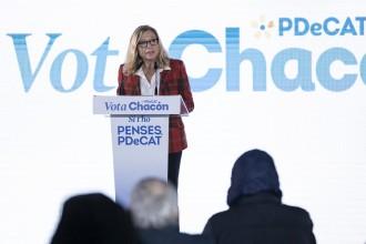 Joana Ortega, favorita per convertir-se en la nova presidenta del PDECat