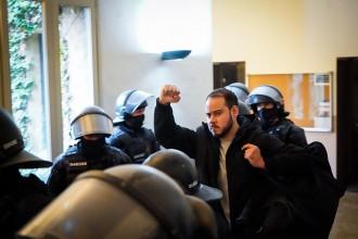 El Betis demana dos anys i mig de presó per a Hasél per haver dit «neonazi» a Zozulya