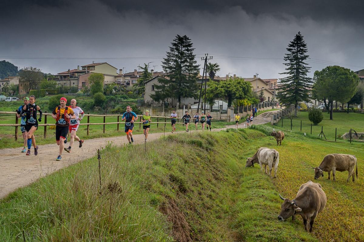 Via Castrum la cursa de muntanya de Santa Eulàlia de Puig-oriol
