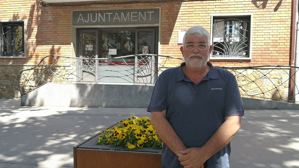 Martí Pujol, alcalde de Llinars del Vallès