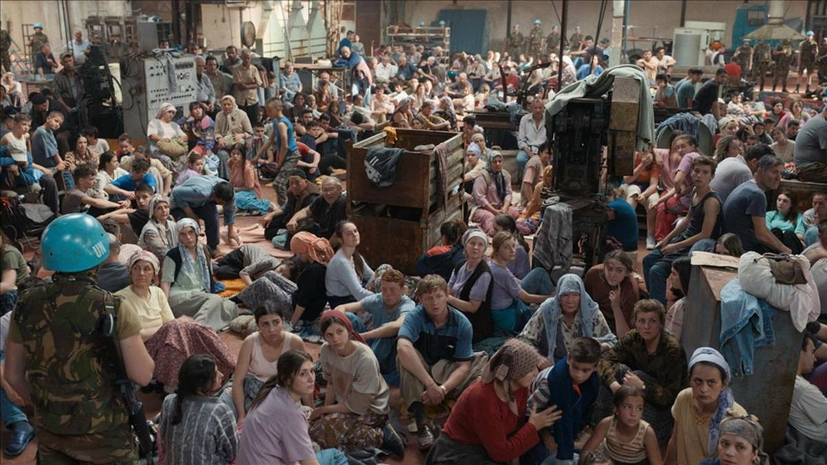 Una escena de la pel·lícula, nominada als Oscars.