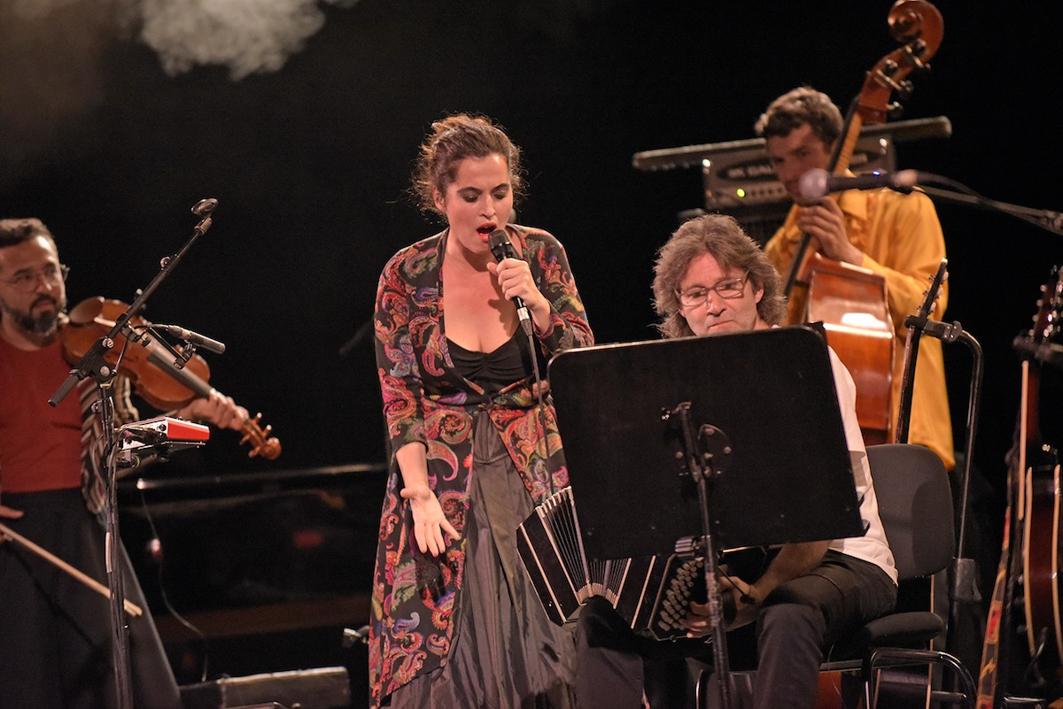 Sílvia Pérez Cruz s'endú dos Premis Alicia, en les categories d'Interpretació i d'Internacionalització