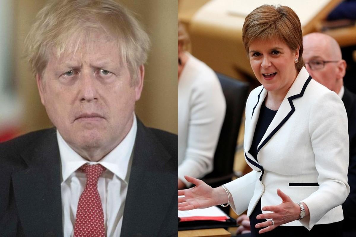 Boris Johnson torna a rebutjar el referèndum