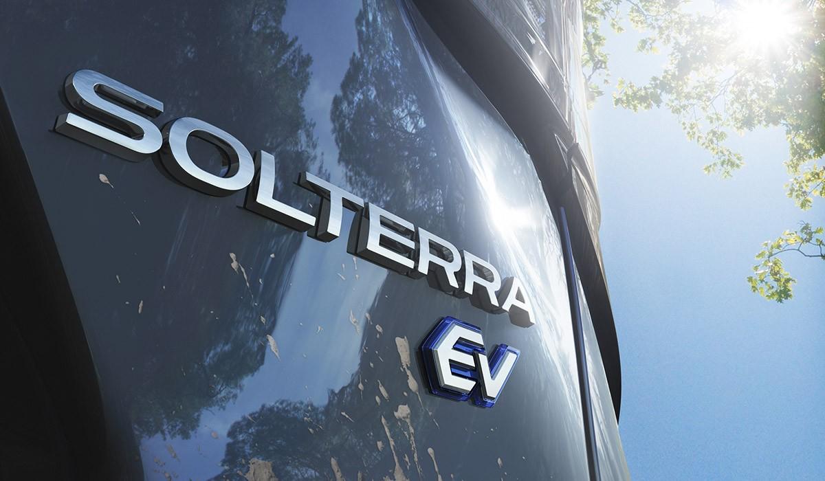 Subaru Solterra EV. El nou Suv 100% elèctic de Subaru
