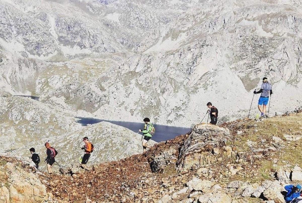La Rialp Matxicots permet als participants recórrer paisatges espectaculars
