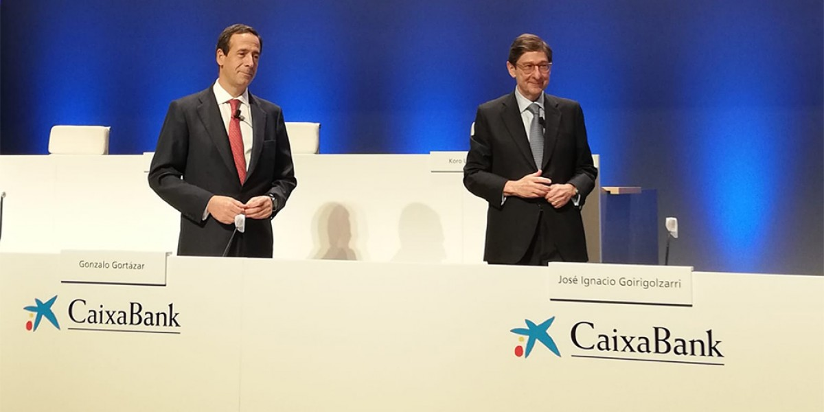 Gonzalo Gortázar i José Ignacio Gorigolzarri, aquest divendres.