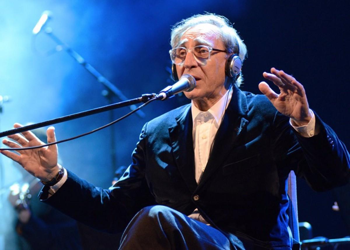 Franco Battiato, en una foto d'arxiu