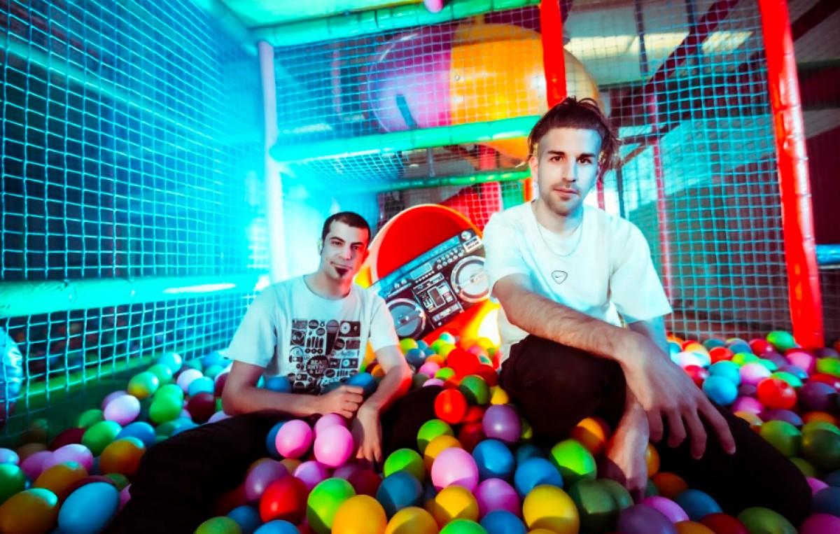 Tropical Galaxia és el nou projecte musical dels Dj's bagencs Pucci i Shakku