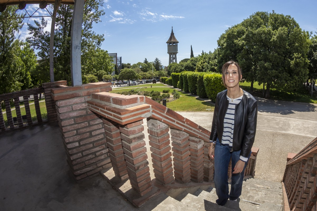 L'alcaldessa de Sabadell, Marta Farrés