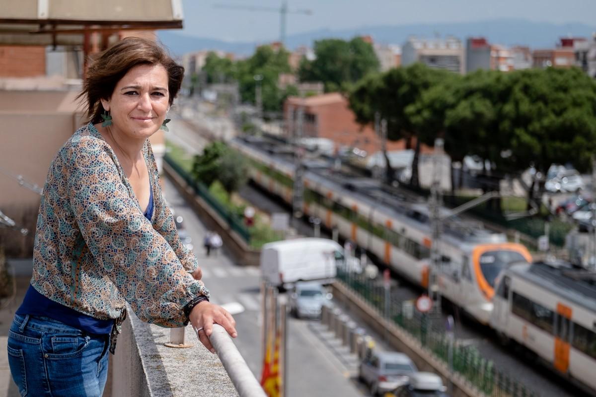 Laura Campos, alcaldessa de Montcada i Reixac